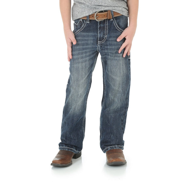 Wrangler 20X Vintage Boot Cut Jeans - 42BWXCL