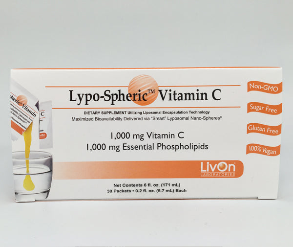 Lypo-Sheric Vitamin C by LivOn Labs