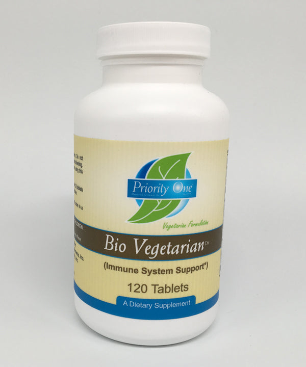 Bio Vegetarian by Priority One Vitamins