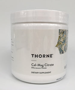Cal-Mag Citrate by Thorne