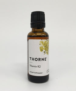 Vitamin K2 Drops by Thorne