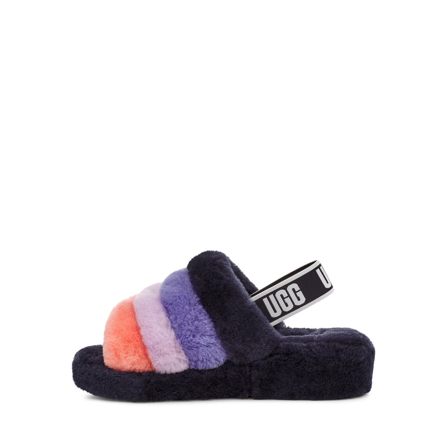 UGG® Fluff Yeah Slide in Starry Night Multi *More on the way*