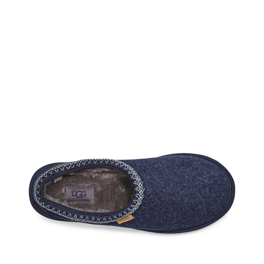 Men's UGG® Tasman Wool Slipper in Dark Saphire