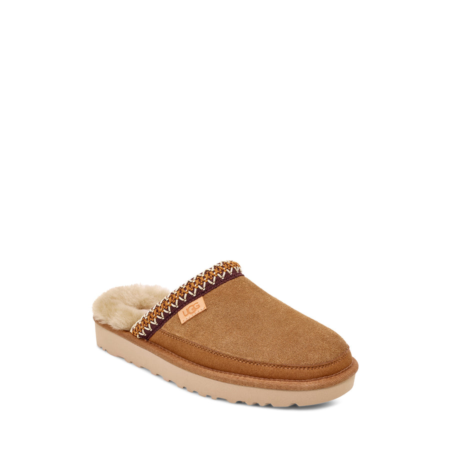 Women's UGG® Tasman Slide Slipper in Chestnut