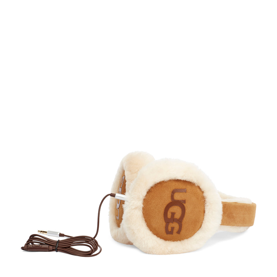 Women's UGG® Classic Tech Earmuff in Chestnut