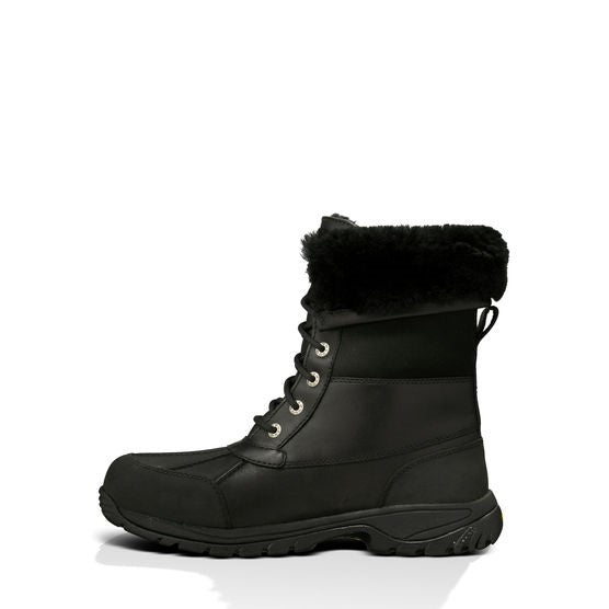 Men's UGG Butte Boot Black