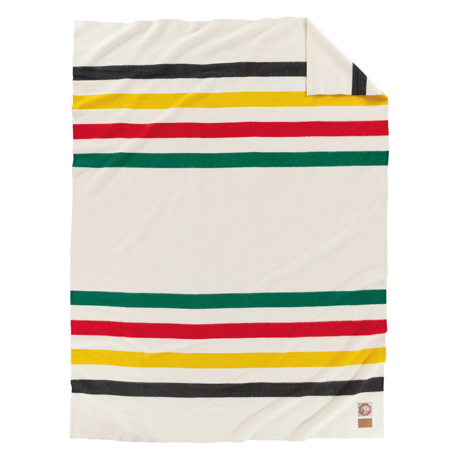 Pendleton National Park Blanket in Glacier National Park