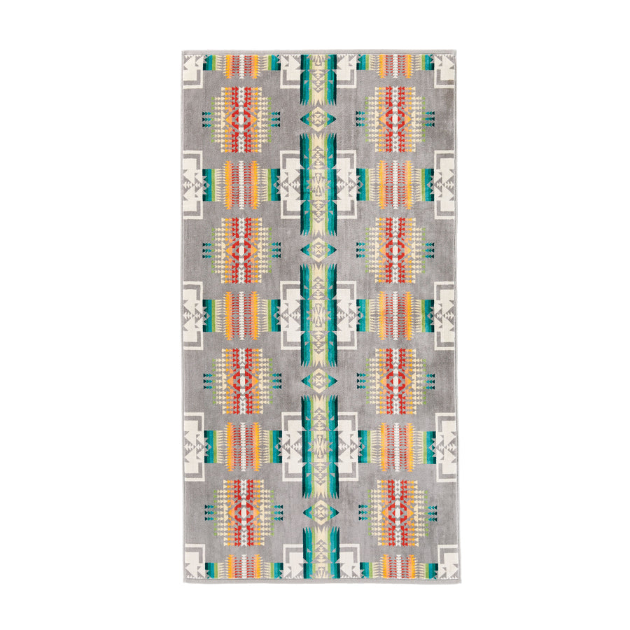 Pendleton Chief Joseph Grey Bath Towel