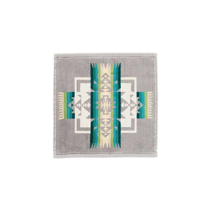 Pendleton Chief Joseph Grey Wash Cloth