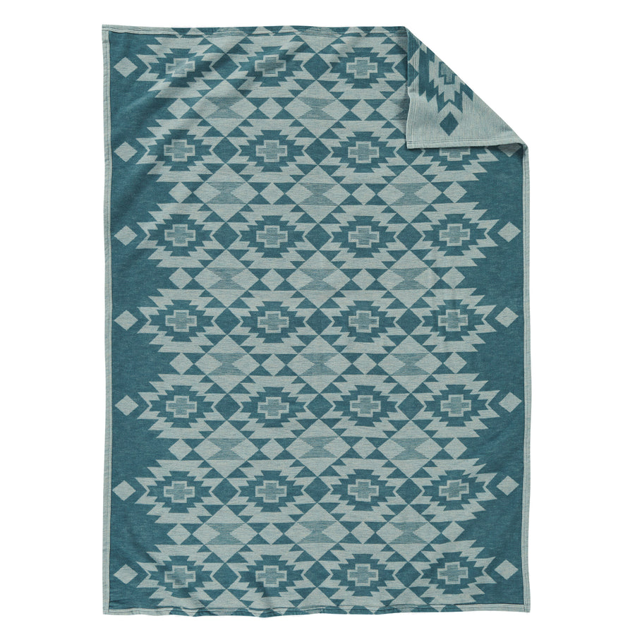 Pendleton Yuma Star Sky Organic Cotton Blanket