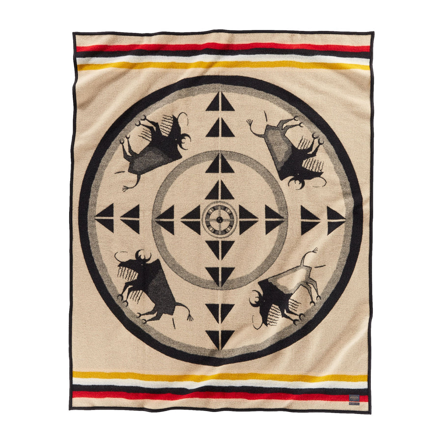 Pendleton Buffalo Nation Blanket Twin Size