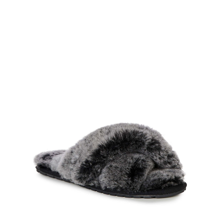 EMU Australia Women's Mayberry Frost Slipper in Black