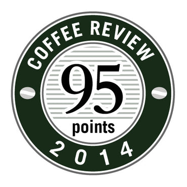 95 points Holiday Blend, Seasonal