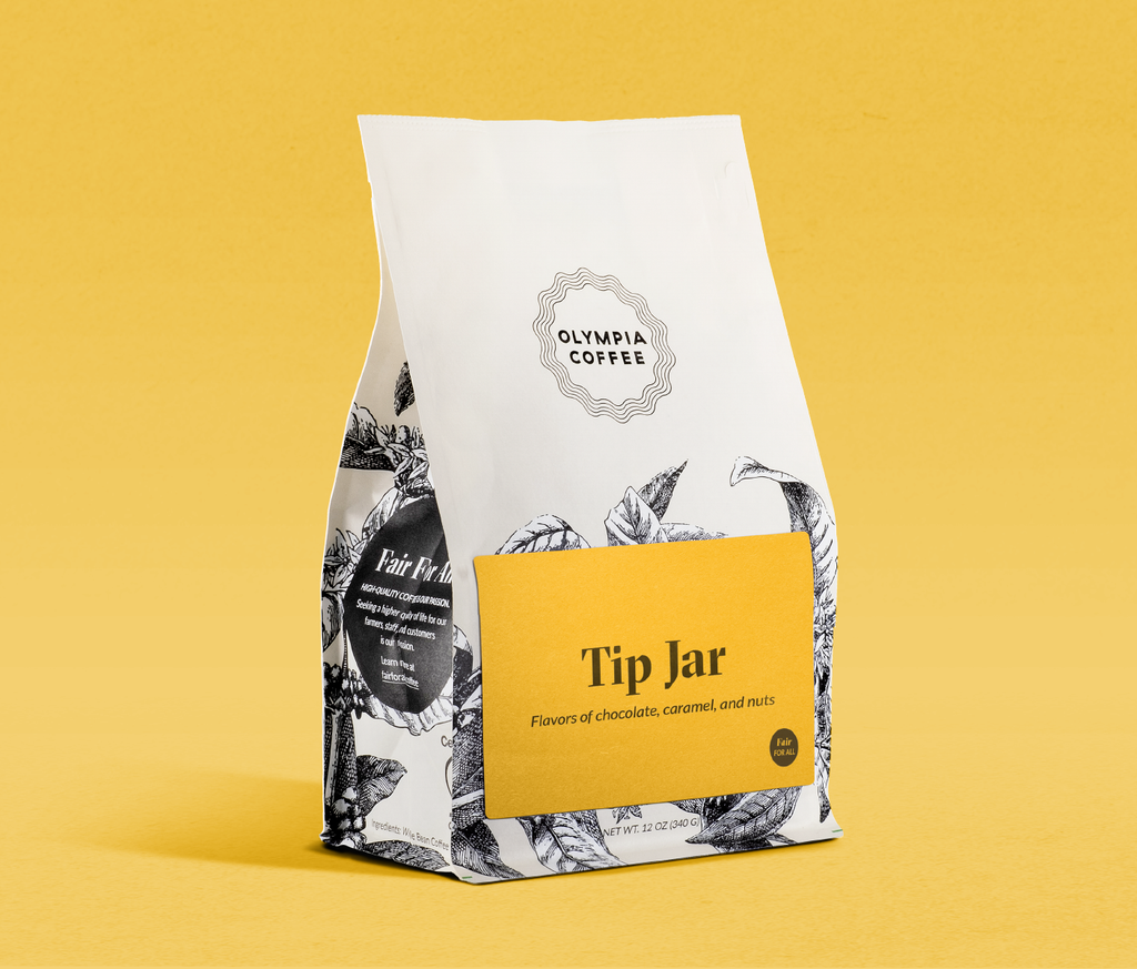 Tip Jar - A Benefit Coffee | 100% of proceeds donated to Employees