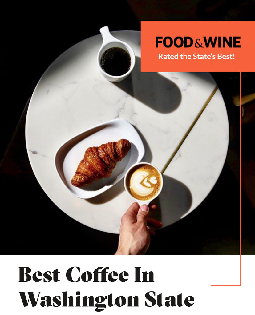 Food & Wine: Best Coffee in Washington State