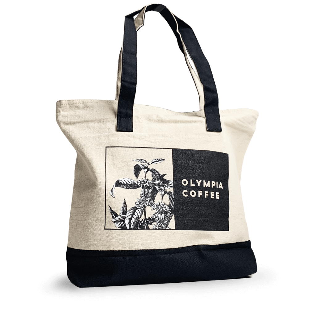 Tote Bag - Coffee Botanical
