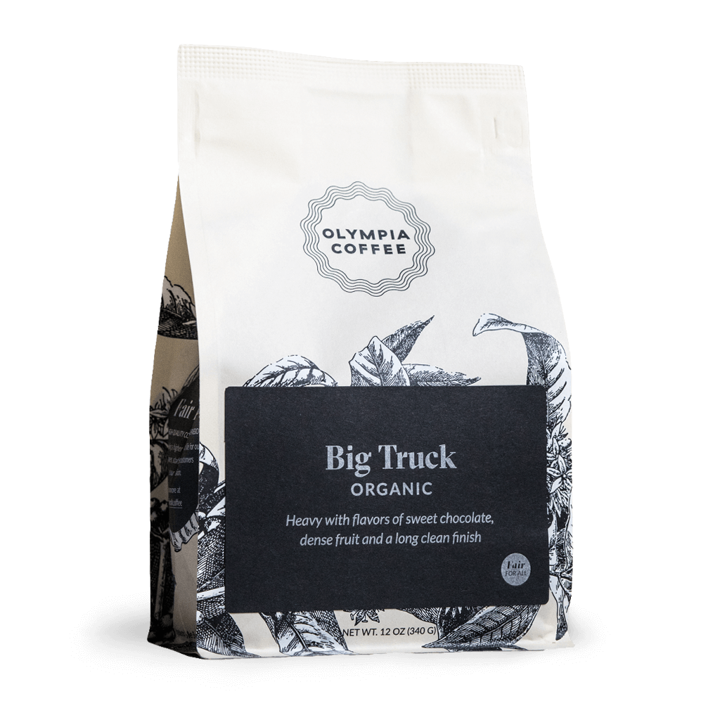 Big Truck Blend Organic - Olympia Coffee Roasting Company