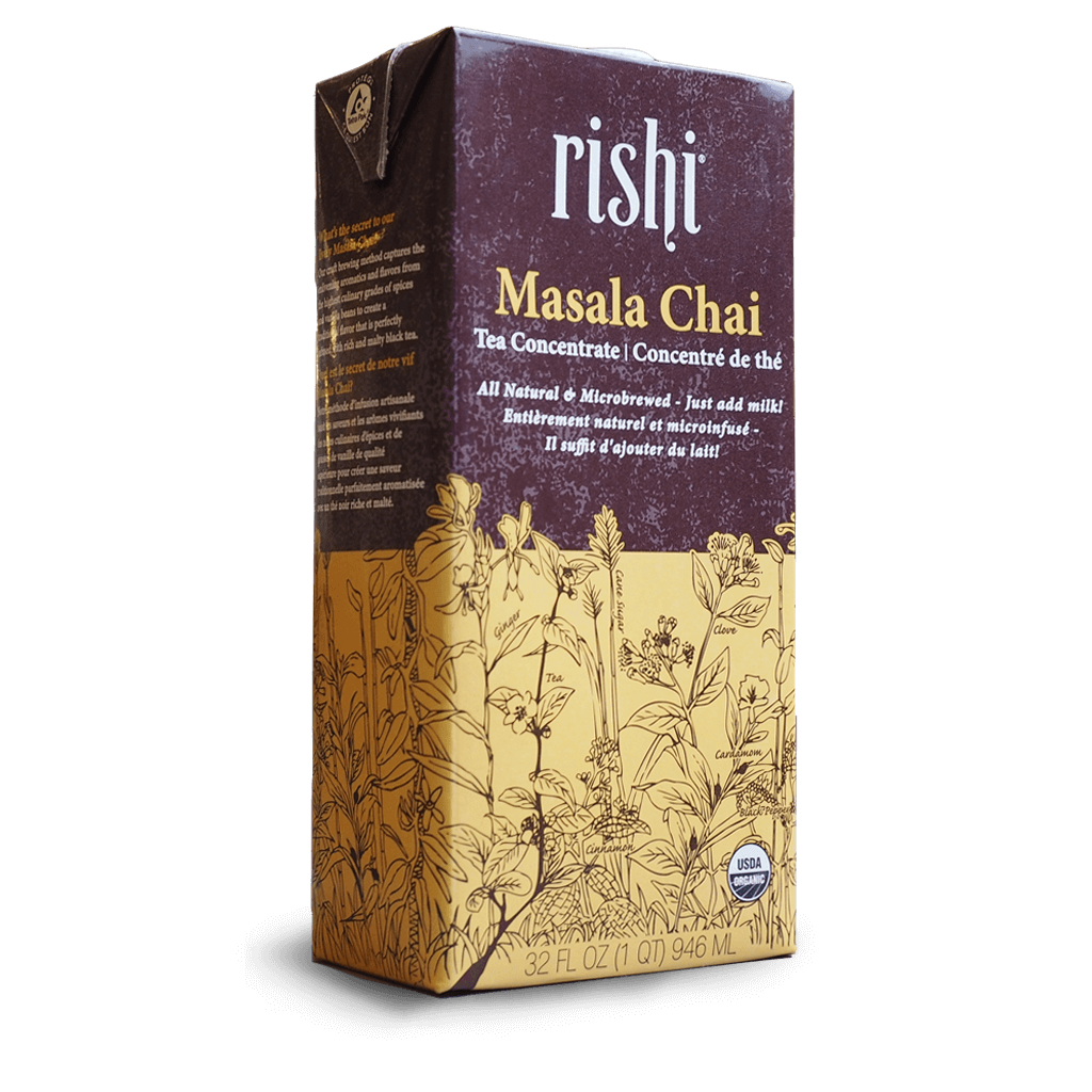Masala Chai Concentrate by Rishi - Olympia Coffee Roasting Company