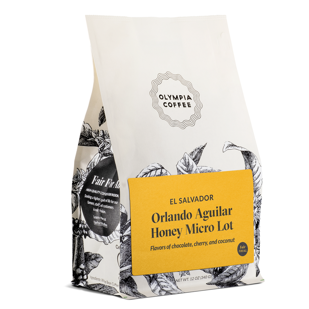 Orlando Aguilar Honey Micro Lot
