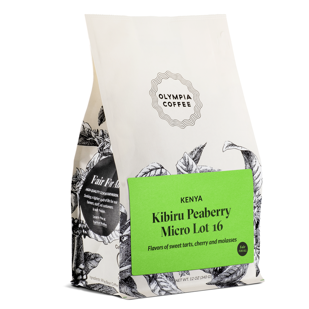 Kibiru Peaberry Micro Lot 16