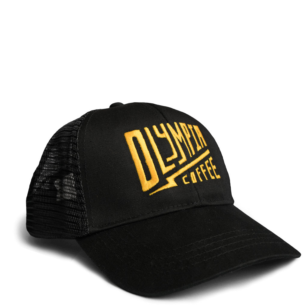 Lightning Trucker Hat