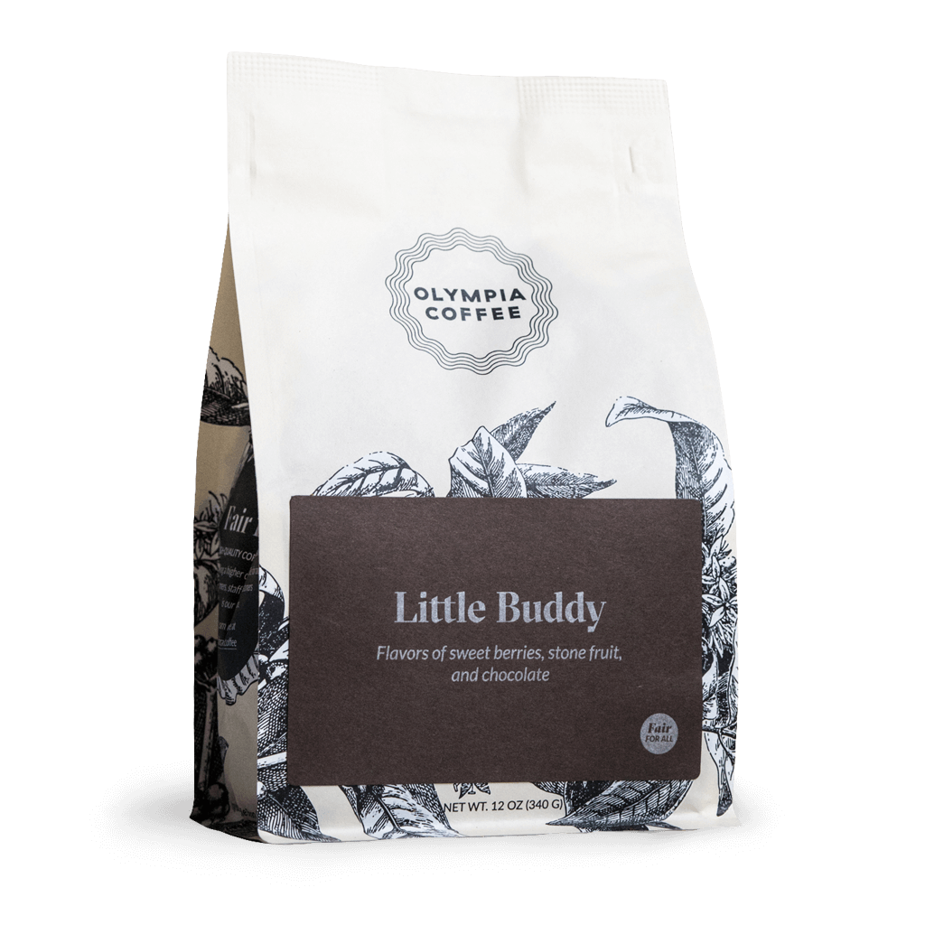 Little Buddy Blend - Olympia Coffee Roasting Company