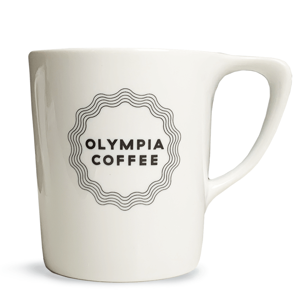 Logo Coffee Mug 16oz