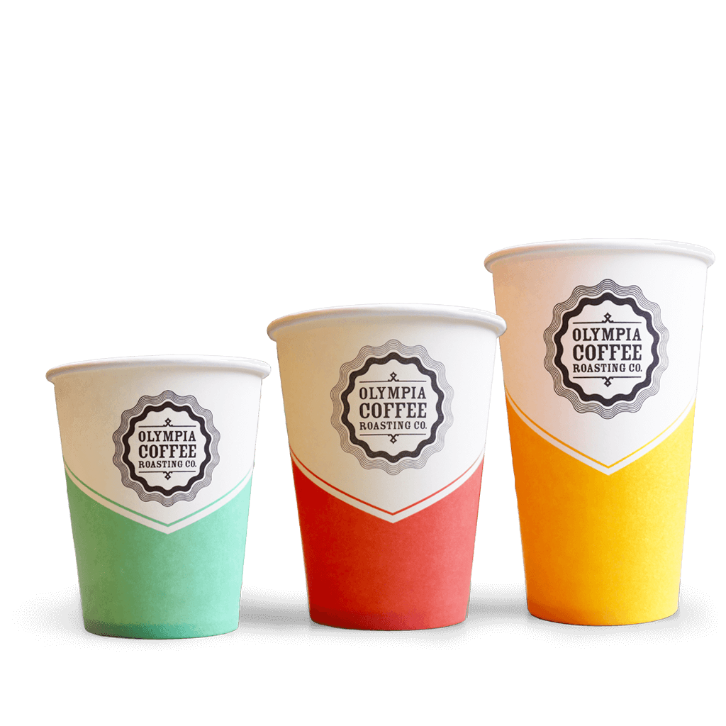 Logo Branded Paper Cups