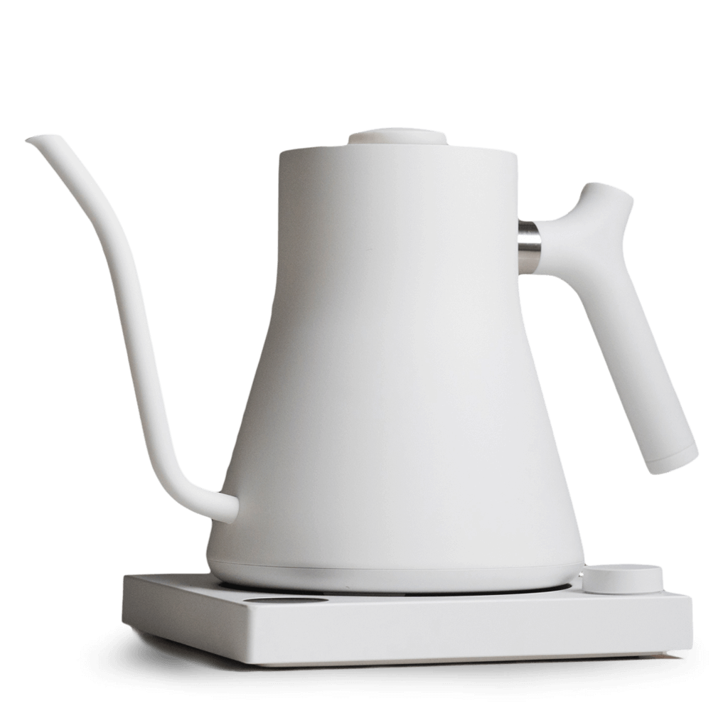 Stagg EKG Matte White Kettle