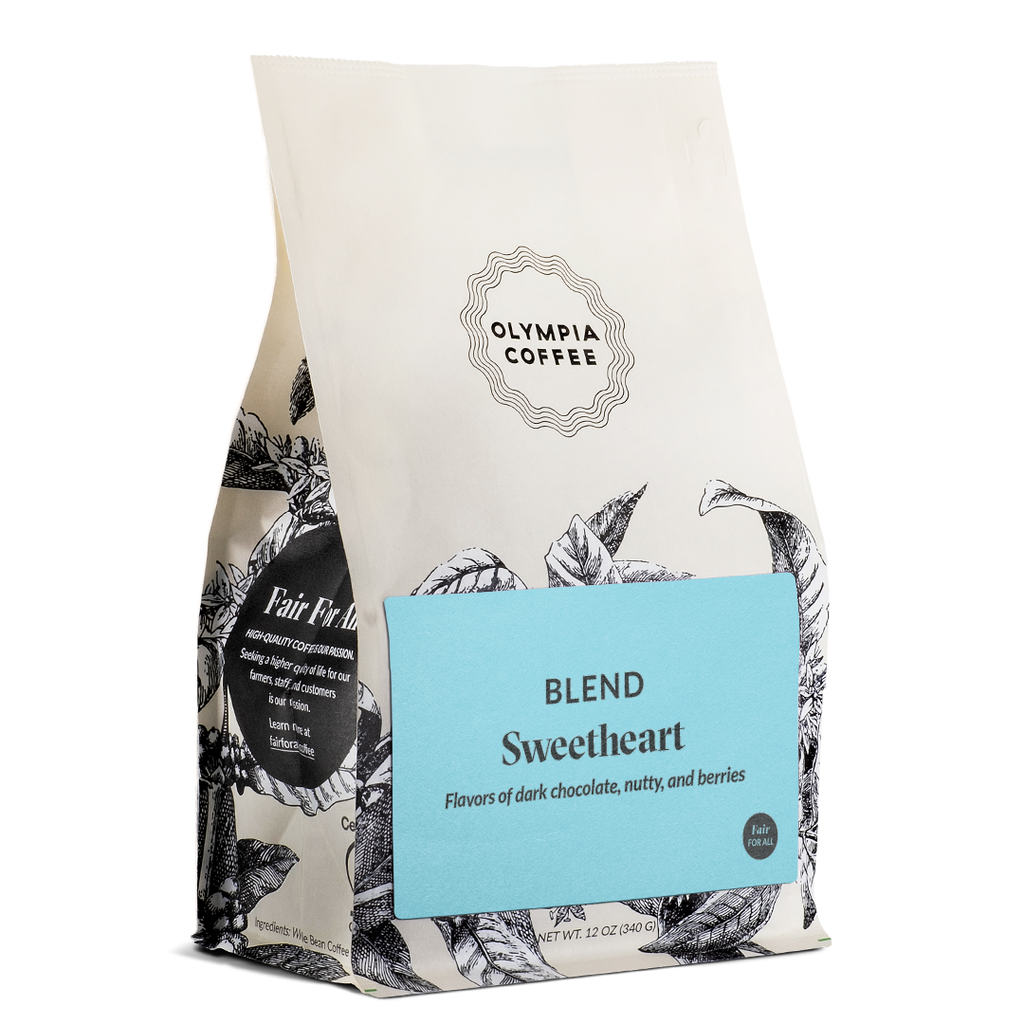 Sweetheart Blend - Olympia Coffee Roasting Company