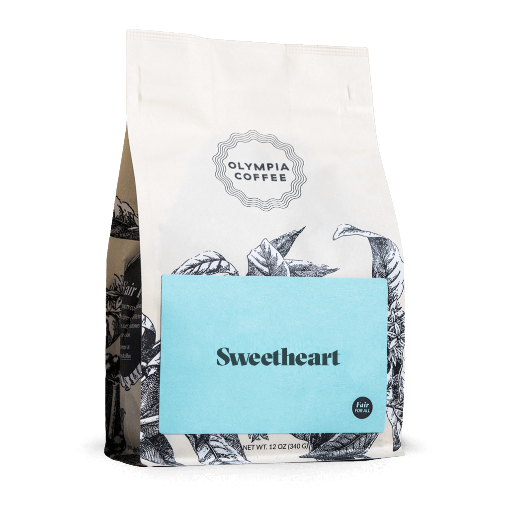 Sweetheart - Olympia Coffee Roasting Company