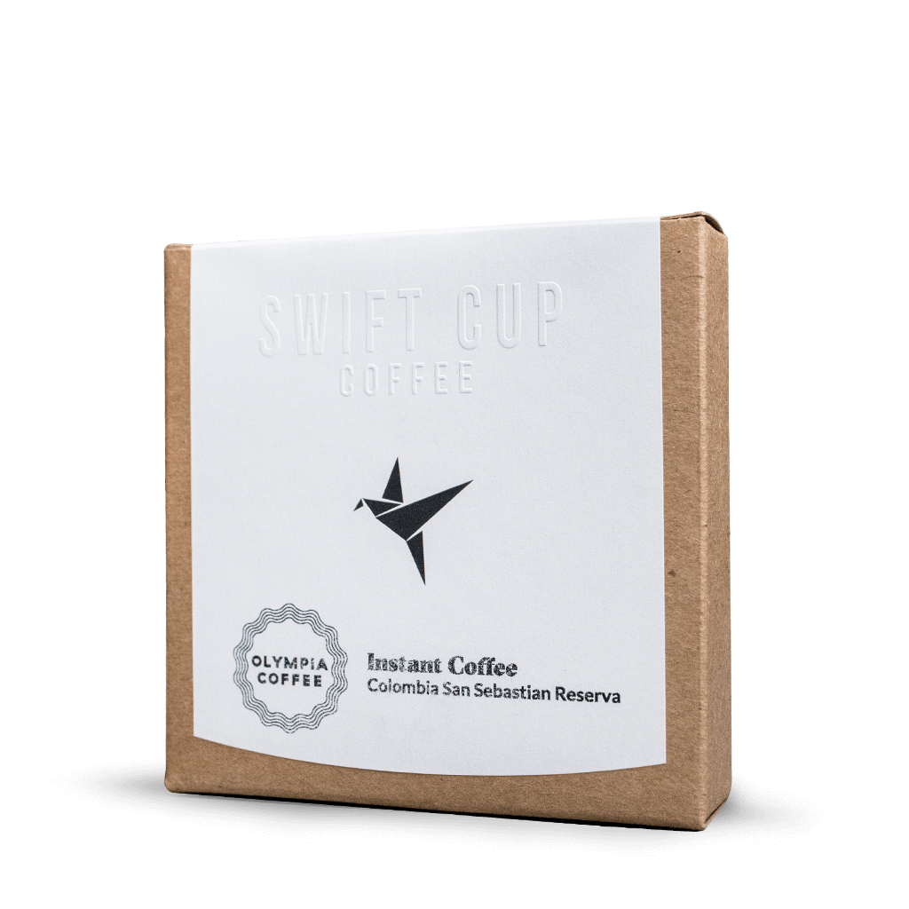 Instant San Sebastian Reserva by Swift Cup
