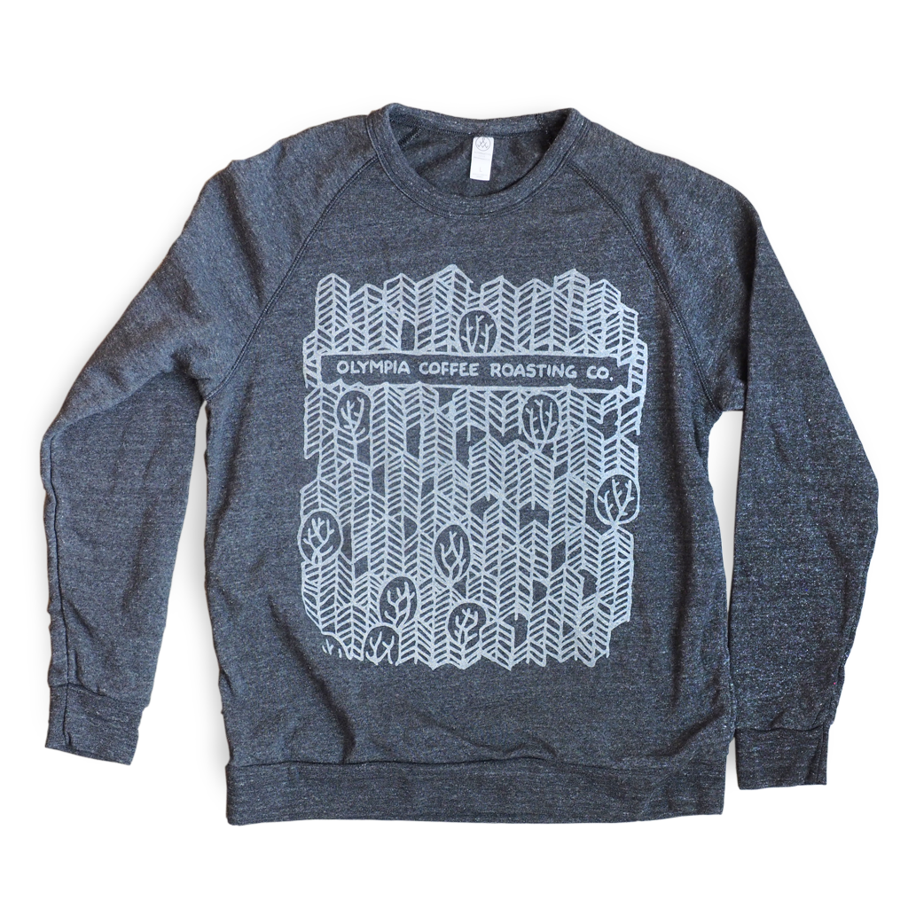 Northwest Scene - Crew Neck Sweater