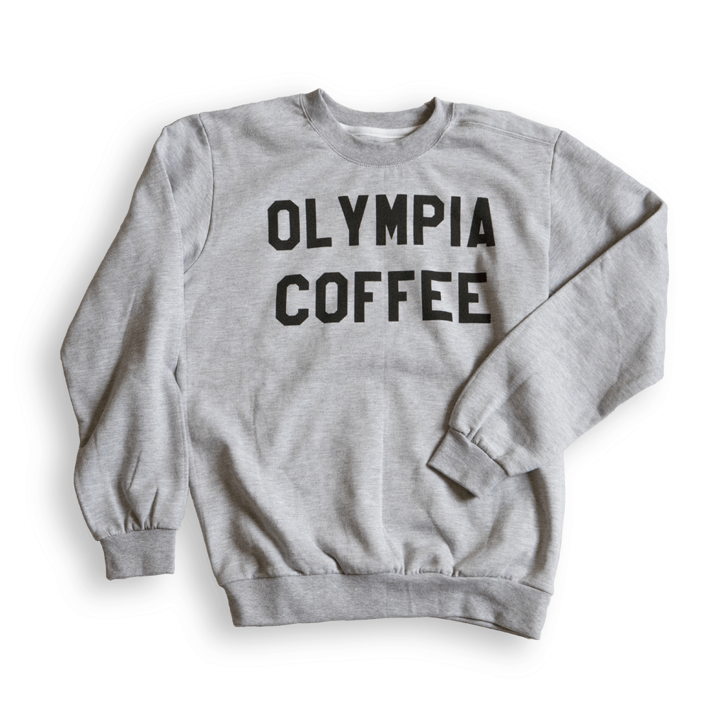 Gym Class Crew Neck Sweatshirt