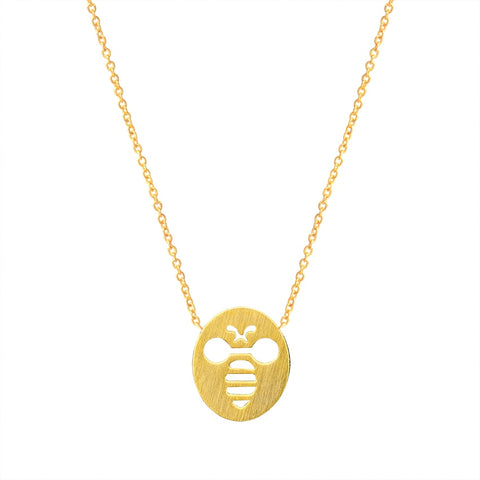 "Our Love Bee ""Charming"" Necklace"