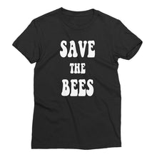 Load image into Gallery viewer, Retro Save The Bees T-shirt