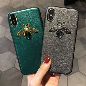 BeeJeweled Bee Phone Case