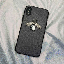 Load image into Gallery viewer, BeeJeweled Bee Phone Case