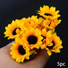 Load image into Gallery viewer, 5pcs Daisy Flower Women Hairpins