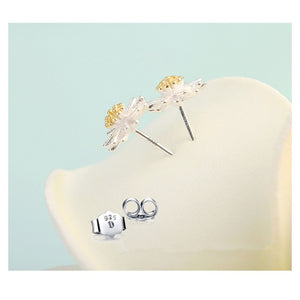 "Love Bee ""Daisy"" Earrings"