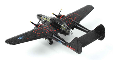 P-61B Black Widow 1/144 Lady in the Dark,' Major Lee Kendall, 548th NFS, 1945