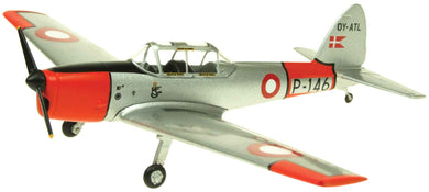 DHC-1 Chipmunk 1/72 Danish Air Force Trainer