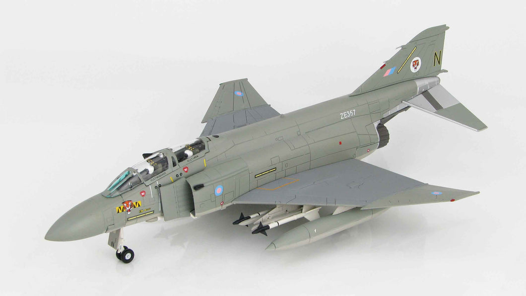 F-4J Phantom 1/72 No. 74 Sqn., RAF, Wattisham, 1985