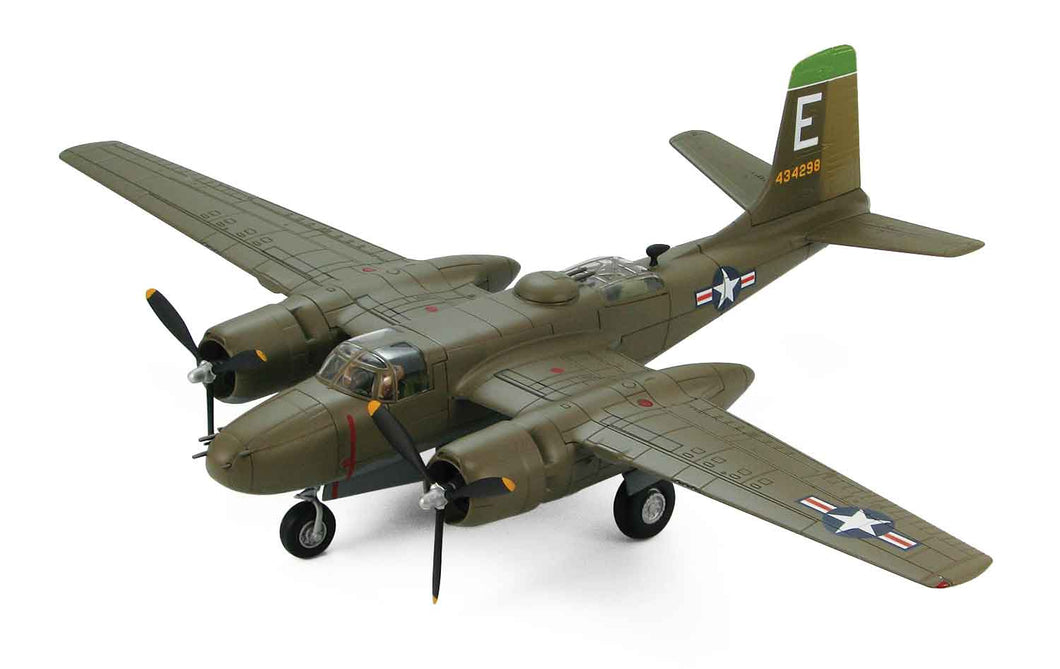 A-26B Invader 1/72 89th BS/3rd BG, August 1945