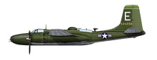 Load image into Gallery viewer, A-26B Invader 1/72 89th BS/3rd BG, August 1945
