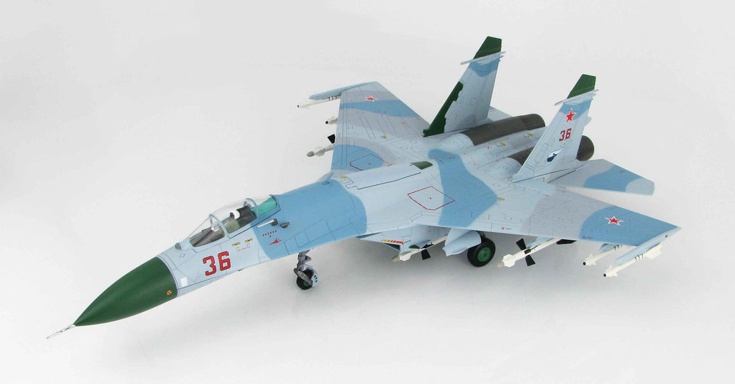 Su-27 Flanker B 1/72 Russian Air Force, Barents Sea, 1987