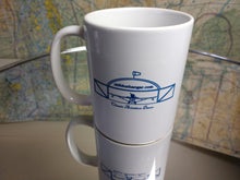 Load image into Gallery viewer, Old Blue Hangar Mug