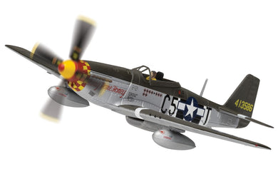 North American P-51D Mustang 44-13586/C5-T 'Hurry Home Honey'