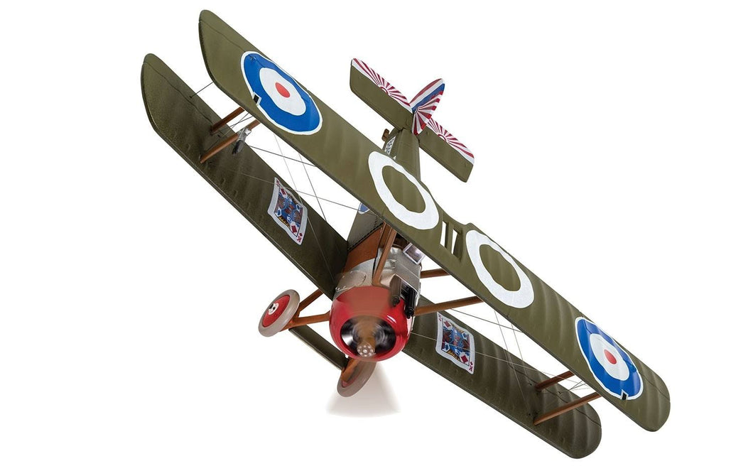 Sopwith F.1 Camel B6401 No.3 Squadron RNAS, Northern France, 1918