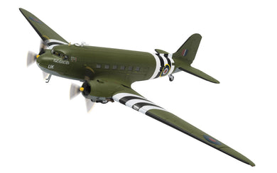 Douglas C-47 Dakota, ZA947, 'KWICHERBICHEN', The Battle of Britain Memorial Fligh